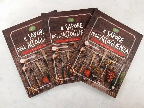 """Promozione libro """"I sapori dell'accoglienza"""" – in regalo ad ogni spesa con scontrino superiore a 35 euro"""