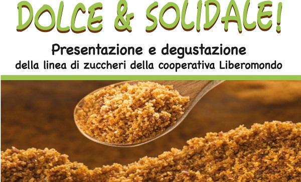 Dolce & solidale: presentazione di zuccheri a Civitanova Marche